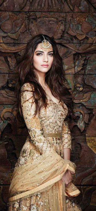 Stunning Sonam Kapoor - -Check Elegant Clothes & Read Modern Blogs
