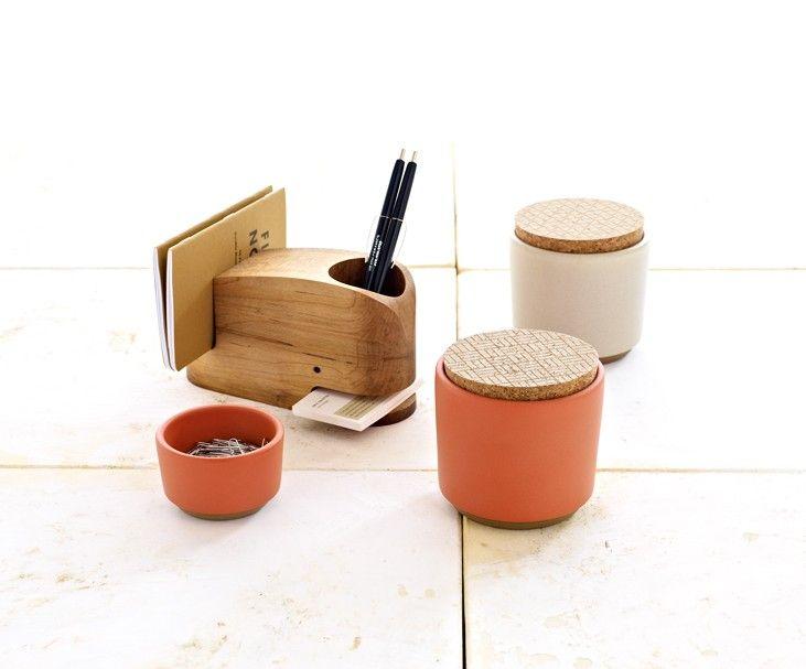 heath ceramics desk set.: Wood, Heath Desk, Colors, Heath Ceramics, Desks, Heathceramics Com, Whale, Ceramics Desk