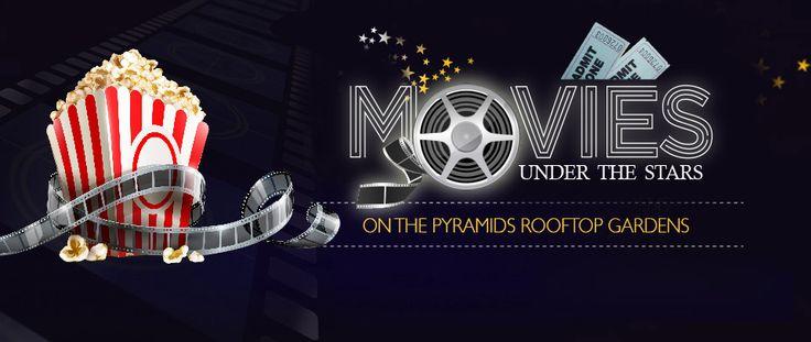 Movies under the stars // Pyramids, free entry