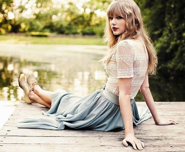 My favorite dress from the RED photoshoot.
