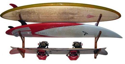 Board Rack   Triple