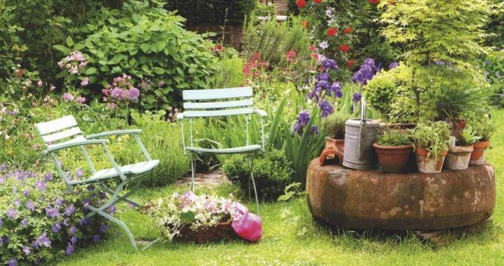Les dossiers - La place du jardin dans la société - Daniel Moquet - Réseau de paysagistes