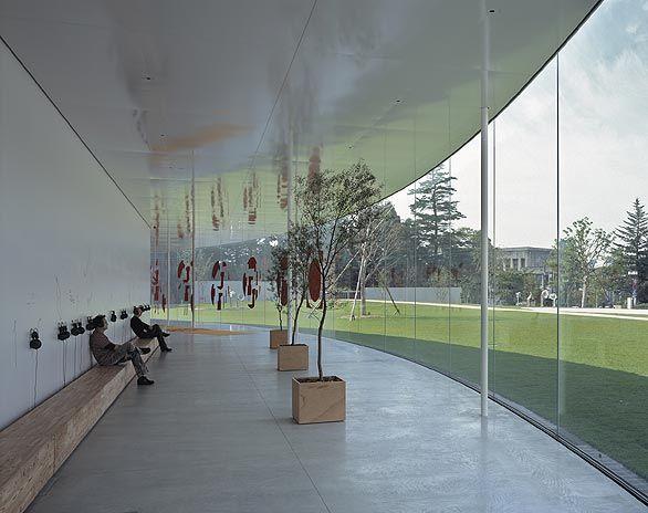 21st Century Museum of Contemporary Art, Kanazawa - SANAA