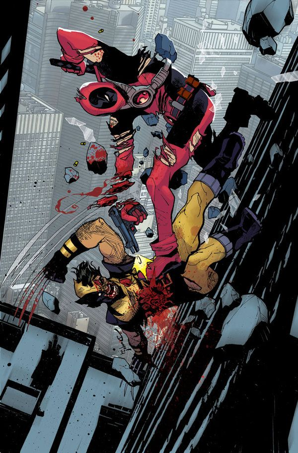 Daily @deviantART Picks for 06-20-2014 #Marvel #Wolverine #Deadpool | Images Unplugged