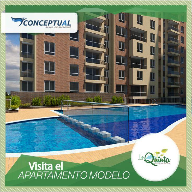 La Quinta, ubicado en Bello te brinda comodidad, espacios iluminados y excelentes vías de acceso. Invierte en tu hogar, invierte en La Quinta Conjunto Residencial. Llámanos 272 09 79