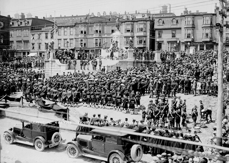 Commemorations: NL in the First World War