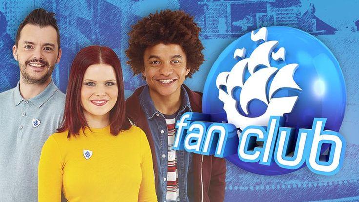 Barney, Lindsey and Radzi \u2013 Blue Peter Fan Club