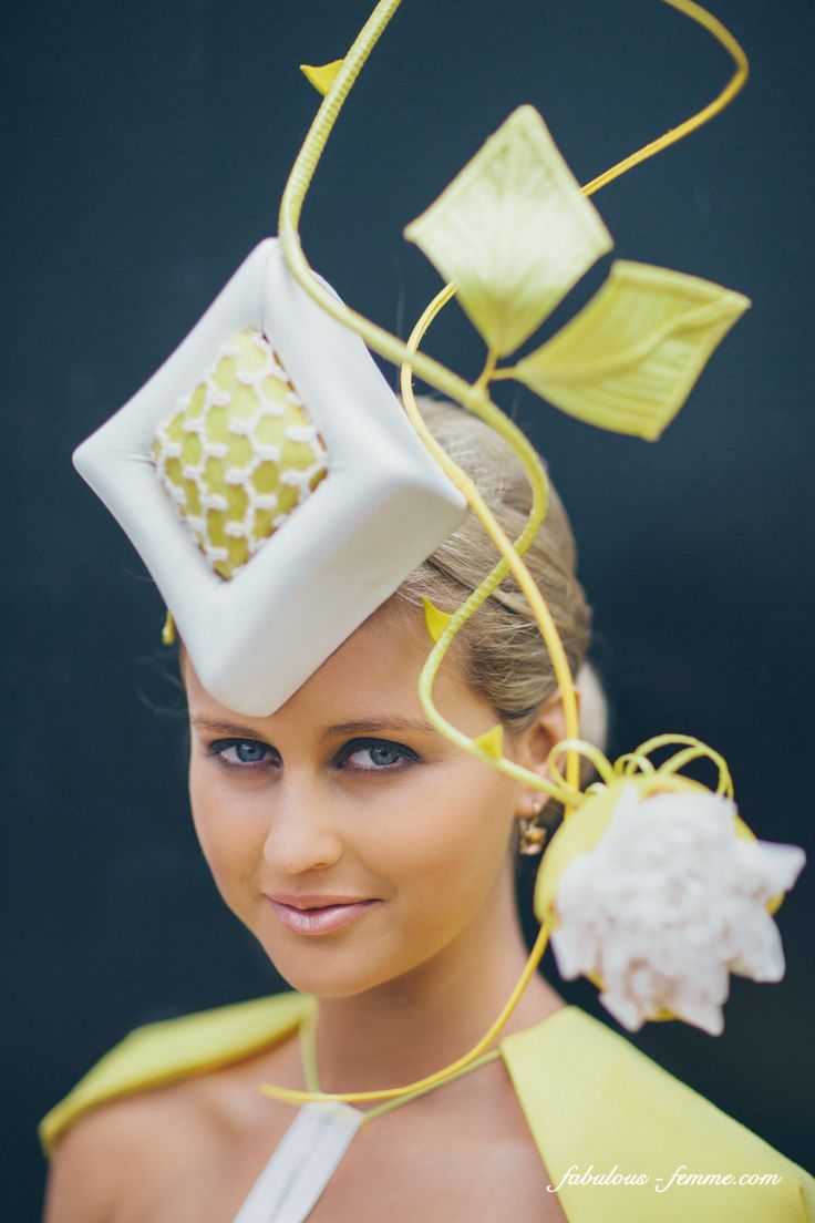 flemington races - oaks day millinery award