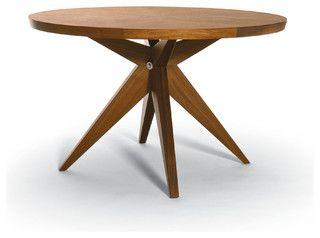 Bonfire Round Dining Table