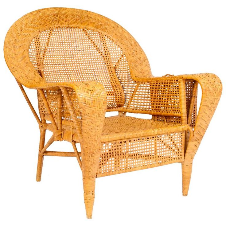 Kay Fisker Wicker Chair 1