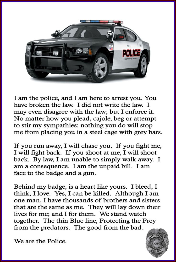 I am the Police
