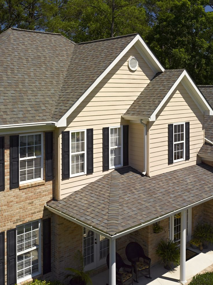 Best Certinteed Landmark Roofing Shown In Driftwood 400 x 300