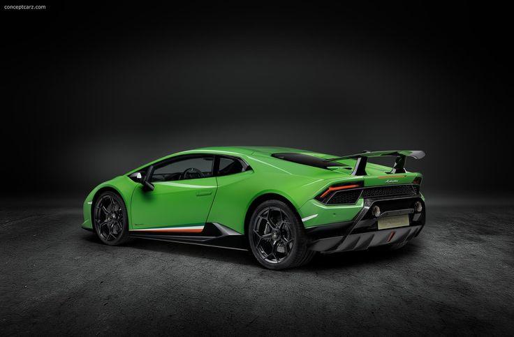2017 Lamborghini Huracán Performante information