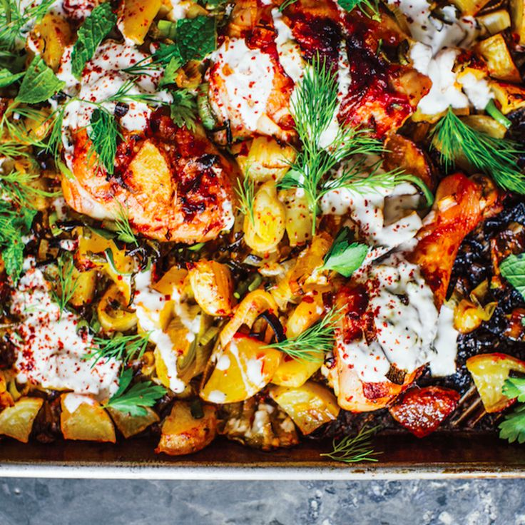 15 Ways Melissa Clark & A Sheet Pan Can Rescue Dinner on Food52