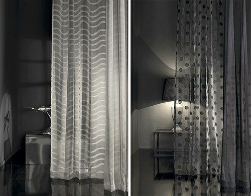 Fabric by Unique fabrics: Skyline Range. Skyline offers luxury sheers at wide widths to create a seamless finish to your windows. This versatile collection is available in understated colours, highlighted with metallics and textured yarns. Their advanced fibres and construction provide high colour fastness and low shrinkage.