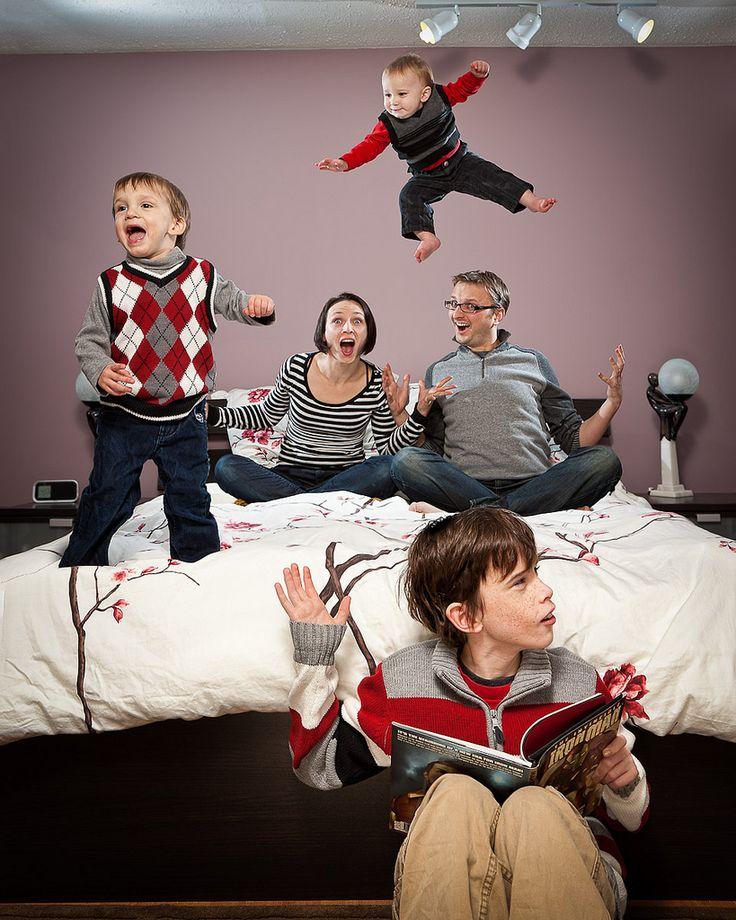 Семья это прикольные картинки