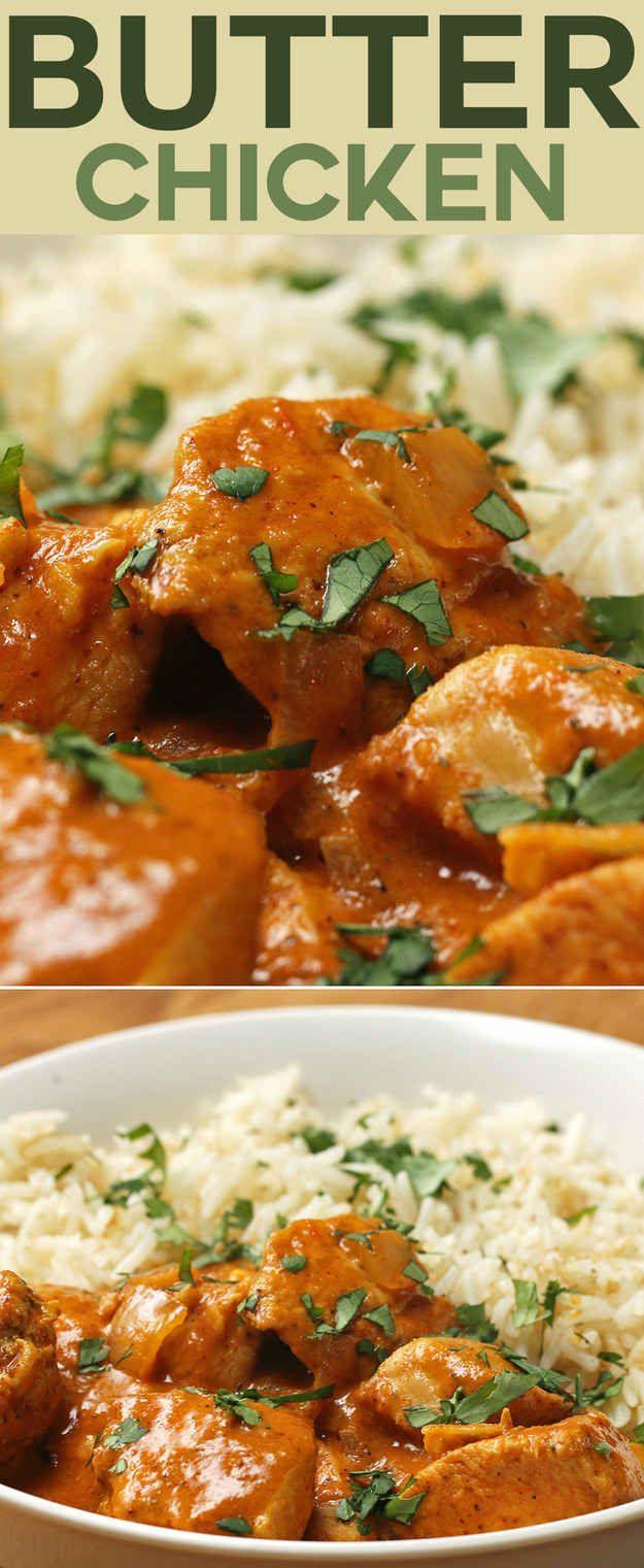 536 best du bon poulet et de la dinde aussi images on - Herve cuisine butter chicken ...