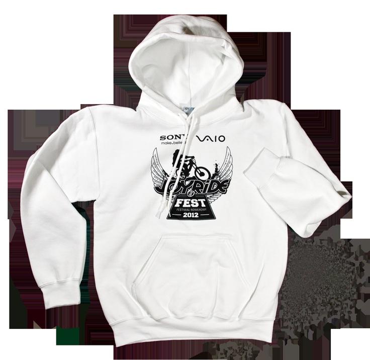 Joy Ride Fest 2012 girls hoodie