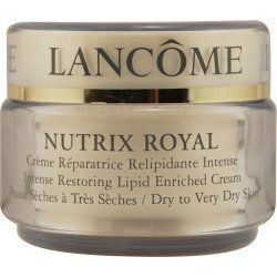 LANCOME by Lancome Nutrix Royal Cream Intense Restoring Lipid Enriched Cream 402986 ( Dry to Very Dry Skin )--/1.7OZ - Night Care by Lancome.. Item is not returnable. Nutrix Royal Cream Intense Restoring Lipid Enriched Cream 402986 ( Dry to Very Dry Skin )--/1.7OZ