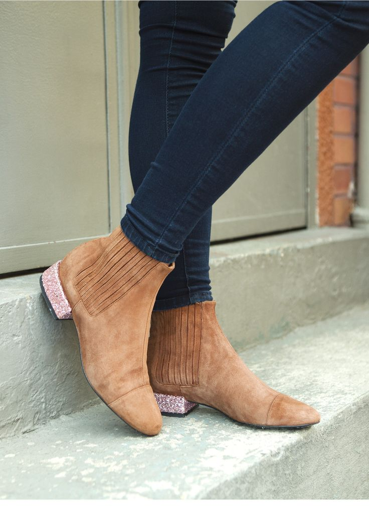 bottine trealine camel bottines plates chaussures femme femme shoes pinterest. Black Bedroom Furniture Sets. Home Design Ideas