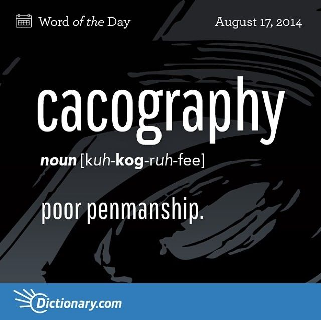 #Dictionary.com #WordoftheDay