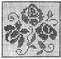 Gallery.ru / Фото #170 - Идеи для филейного вязания - Putnik59