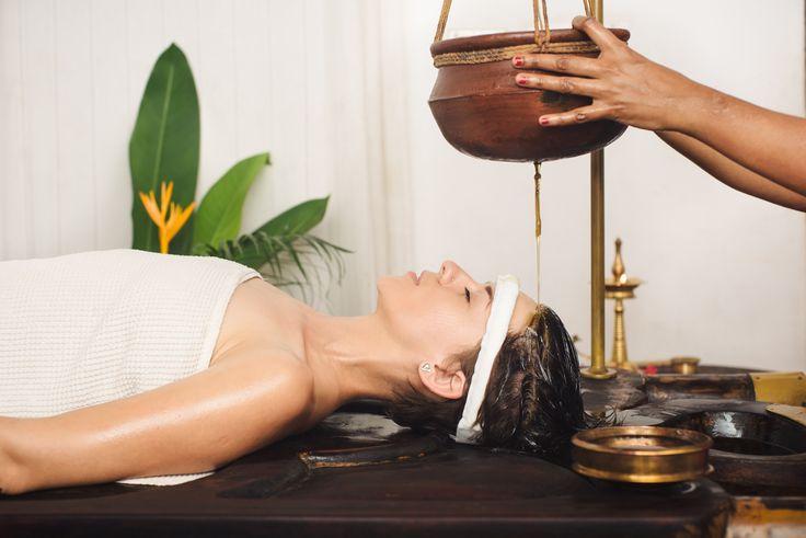 Bringe mit einer Ayurveda-Kur deinen Körper mit deinem Geist in Einklang