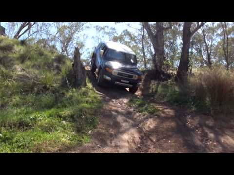 Bridle Trail - Root Hog Crossing - NSW 4x4 Adventure #autralianoffroad #offroad4x4