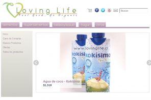 Loving Life, una tienda orgánica online
