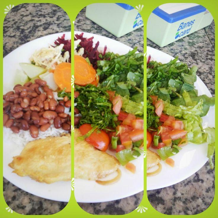 COMER BEM PARA VIVER MELHOR: O desafio de almoçar fora de casa