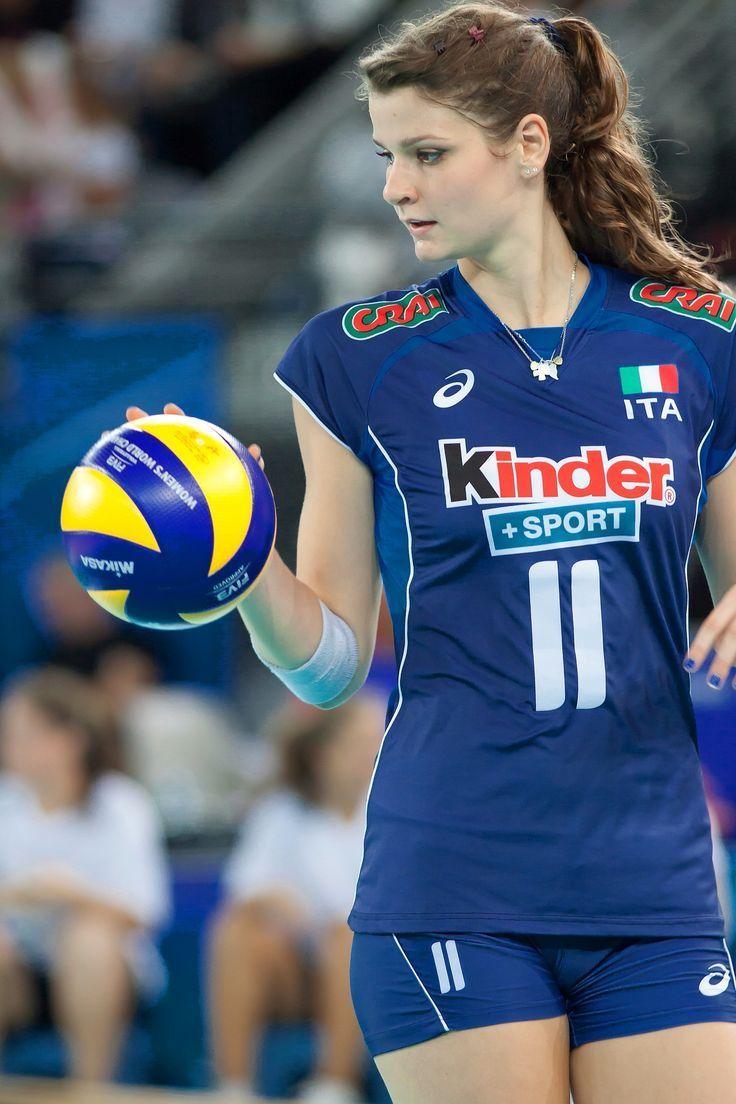 Cristina Chirichella, italian volleyball player