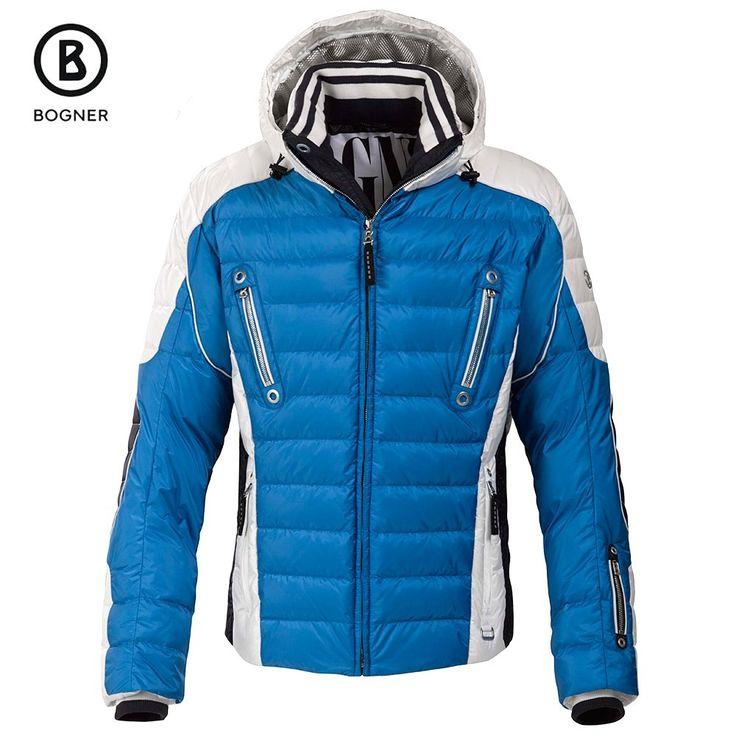 Bogner RuvenD Insulated Ski Jacket (Men's) Peter Glenn