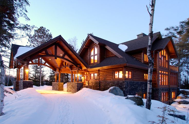 1000 images about log homes and timber frame homes on for Vacation rentals minneapolis mn