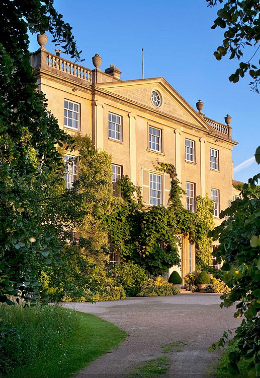 Highgrove House; Prince of Wales and Duchess of Cornwall's home; Gloucestshire…