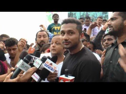 Fans SCREAMING for Honey Singh | World Environment Day.