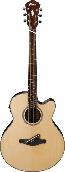 Ibanez AELFF10 Fanned Fret Natural auditorium/concert/orchestra gitaar kopen? Bestel Ibanez online. Goedkoop en voordelig. ✔ 19 winkels ✔ Laagste prijsgarantie ✔ Gratis verzending ✔ Groot assortiment