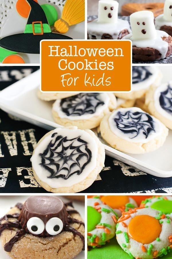 halloween cookie ideas - Fun Halloween Ideas