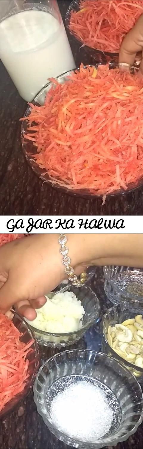 GAJAR KA HALWA... Tags: gajar ka halwa, halwa, gajar, indian sweet, indian food, deserts, carrot dishes, milk dishes, Gajar ka halwa recipe in hindi, how to make perfect gajar ka halwa, carrot halwa recipe, gajar ka halwa with khoya, gajar ka halwa with mawa, Gajar ka halwa with condensed milk, best gajar ka halwa recipe, Indian dessert recipe, punjabi gajar halwa recipe, step by step gajar halwa recipe, how to make gajar halwa in pressure cooker, quick gajar halwa recipe, gajar ka halwa…
