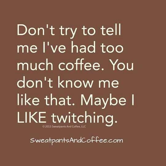 Hahaha!☕️