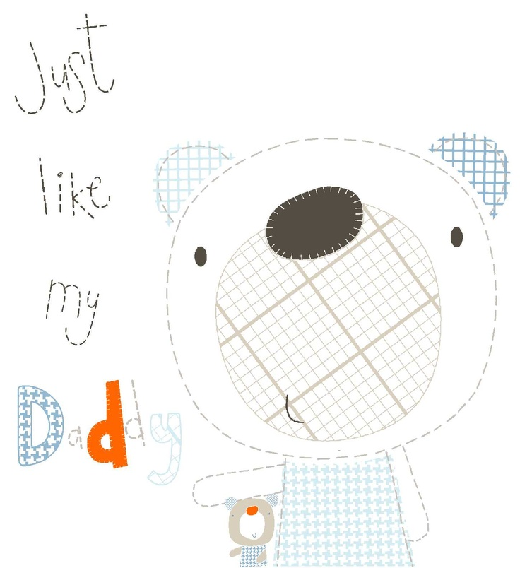 All about surface pattern ,textiles and graphics: cute bears