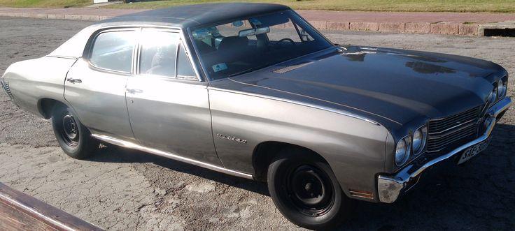 #Chevrolet Malibú 1970. https://www.arcar.org/chevrolet-malibu-86611