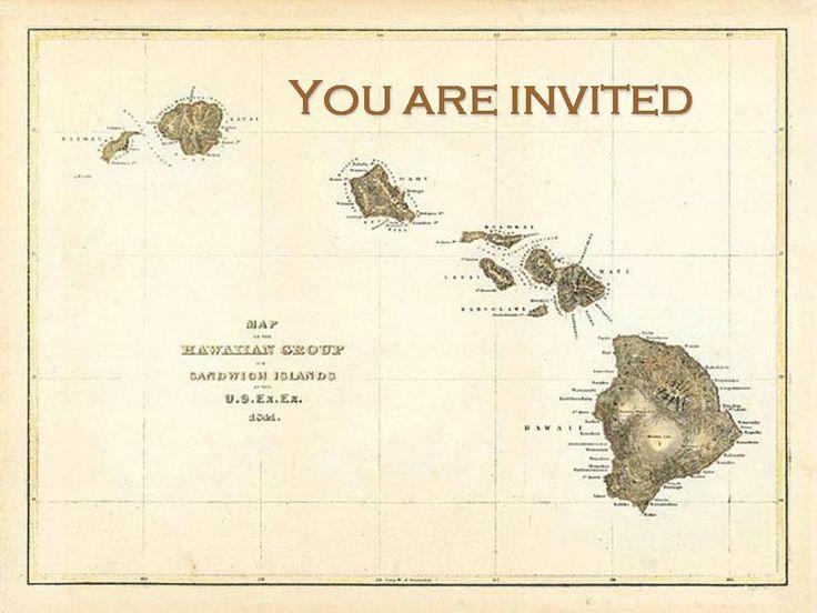 Hawaii Wedding Invitations Must Have