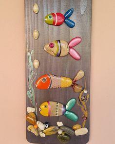 ( 15 × 36 cm )deniz taşlarından yaptım tablolar duvarlarıniz renklensin bilgi…