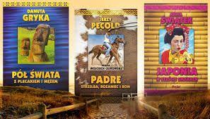 3 książki, 3 różne zakątki świata, 3 niesamowite historie na trzy bezsenne noce