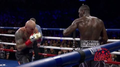 Deontay Wilder drops the  on Artur Szpilka! =============================== #Boxing #Boxen #Boxeo #RoundByRoundBoxing #RBRBoxing #BarclaysCenter #Brooklyn #Showtime #ShoSports #ShowtimeBoxing...