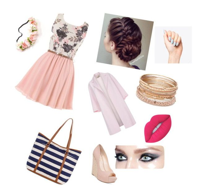 """""""night out"""" by crokerl ❤ liked on Polyvore featuring Paul Smith, Monsoon, Jessica Simpson, Red Camel and Lime Crime"""