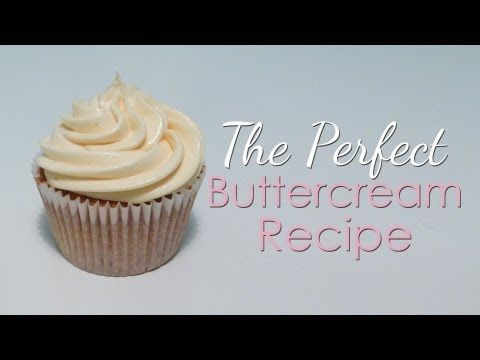 Cupcake Piping Techniques Tutorial - YouTube