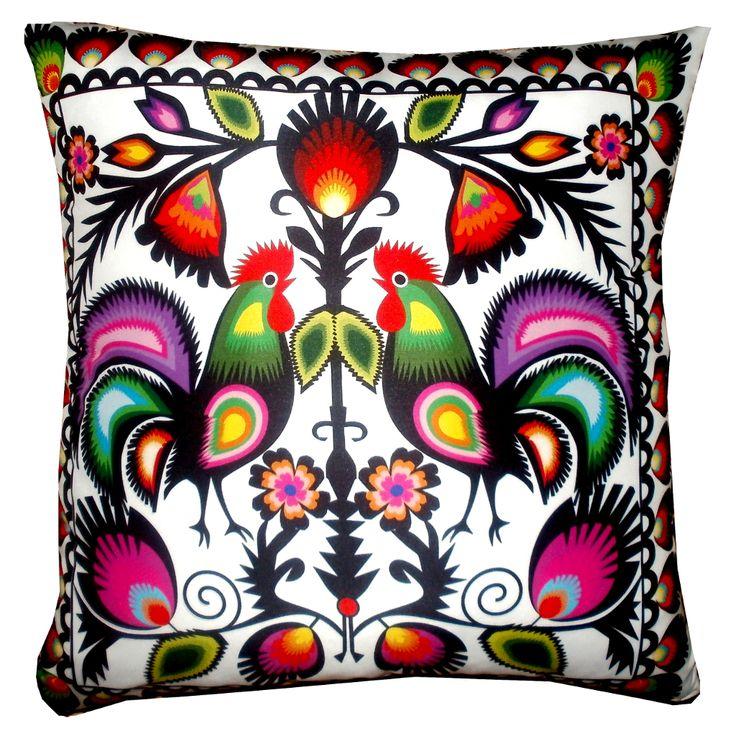 Designer decorative #Folk #pillow № gd54