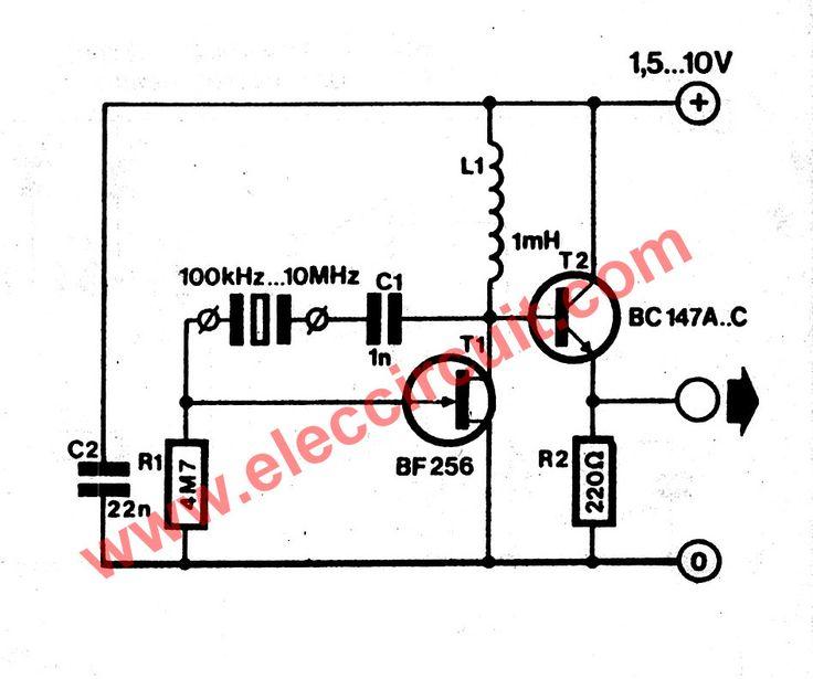 140w power amplifier circuit diagram