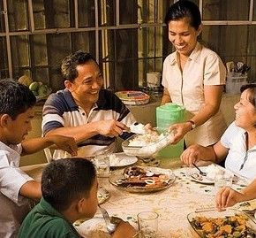 """MAKING FAMILY DINNER WORK: One of the very worst times in my home is """"The Golden Hour."""" This is the time right before my husband gets home from work. No matter how well things have gone during the day, it all falls apart in this blessed hour. I finally discovered how to make the change."""